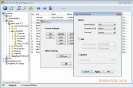 Audio Converter and Ripper imagem 3 Thumbnail