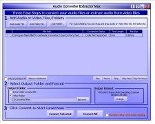 Audio Converter Extractor image 1 Thumbnail