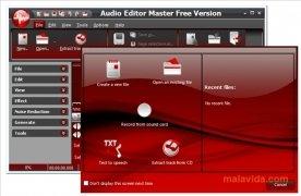 Audio Editor Master Изображение 2 Thumbnail