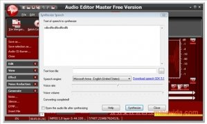 Audio Editor Master Изображение 4 Thumbnail