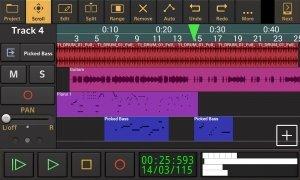 Audio Evolution Mobile Studio imagem 1 Thumbnail
