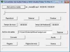 Audio Video to Wav Converter imagem 1 Thumbnail