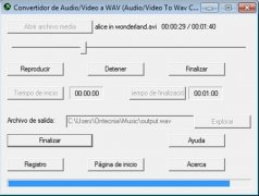 Audio Video to Wav Converter immagine 3 Thumbnail