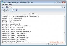 Audiobook Downloader imagen 1 Thumbnail