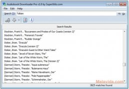 Audiobook Downloader image 1 Thumbnail