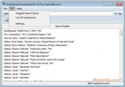 Audiobook Downloader immagine 2 Thumbnail