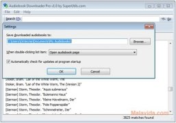Audiobook Downloader immagine 3 Thumbnail