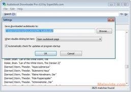 Audiobook Downloader imagen 3 Thumbnail