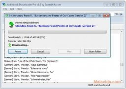Audiobook Downloader immagine 4 Thumbnail