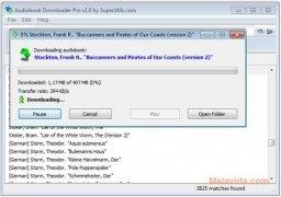 Audiobook Downloader imagen 4 Thumbnail
