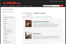 Audiobooks.com immagine 2 Thumbnail
