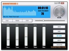 AudioRetoucher imagen 1 Thumbnail