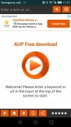 AUP Download free browser image 1 Thumbnail