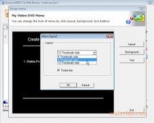 Aurora MPEG to DVD Burner imagem 3 Thumbnail