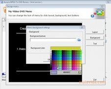 Aurora MPEG to DVD Burner Изображение 4 Thumbnail