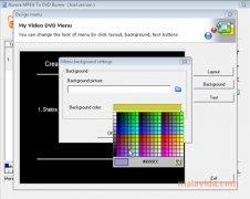 Aurora MPEG to DVD Burner imagem 4 Thumbnail