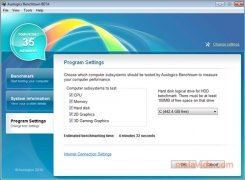 Auslogics Benchtown immagine 5 Thumbnail
