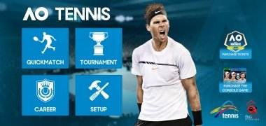 Australian Open Game imagen 3 Thumbnail