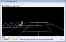 AutoCAD Drawing Viewer imagem 2 Thumbnail