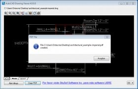 AutoCAD Drawing Viewer Изображение 6 Thumbnail
