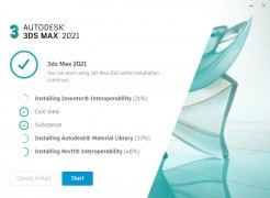 Autodesk 3ds Max immagine 6 Thumbnail