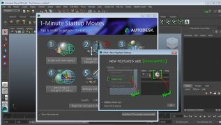 Autodesk Maya image 1 Thumbnail