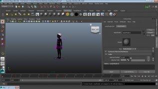 Autodesk Maya bild 4 Thumbnail