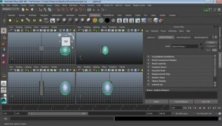 Autodesk Maya bild 5 Thumbnail