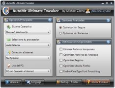AutoMZ Ultimate Tweaker Изображение 1 Thumbnail