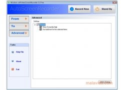 AutoScreenRecorder imagem 6 Thumbnail
