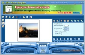 AV MP3 Music Morpher image 1 Thumbnail