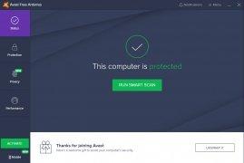 Avast Free Antivirus imagen 1 Thumbnail