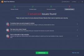 Avast Free Antivirus immagine 3 Thumbnail