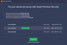 Avast Free Antivirus imagen 4 Thumbnail