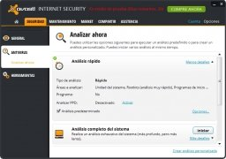 Avast Internet Security immagine 2 Thumbnail