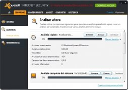 Avast Internet Security imagen 4 Thumbnail
