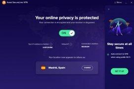 Avast SecureLine VPN imagen 2 Thumbnail