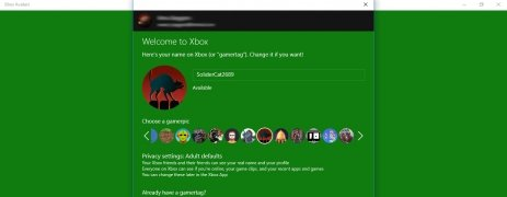 Avatares de Xbox imagen 2 Thumbnail