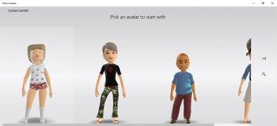 Avatares de Xbox imagen 4 Thumbnail