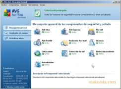 AVG Anti-Virus plus Firewall image 1 Thumbnail