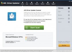 AVG Driver Updater immagine 2 Thumbnail