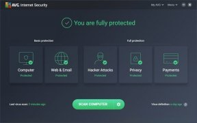 AVG Internet Security bild 1 Thumbnail