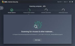 AVG Internet Security immagine 5 Thumbnail