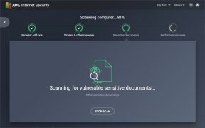 AVG Internet Security imagen 6 Thumbnail