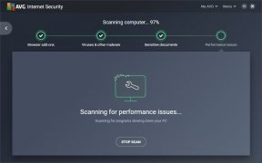 AVG Internet Security imagen 7 Thumbnail
