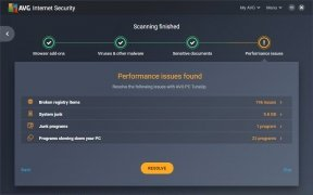AVG Internet Security imagen 8 Thumbnail