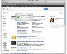 AVG LinkScanner imagem 2 Thumbnail