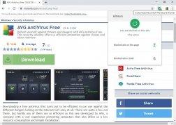 AVG Secure Browser image 4 Thumbnail