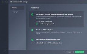 AVG Secure VPN Изображение 5 Thumbnail