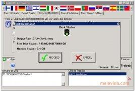 Avi2Dvd imagen 2 Thumbnail